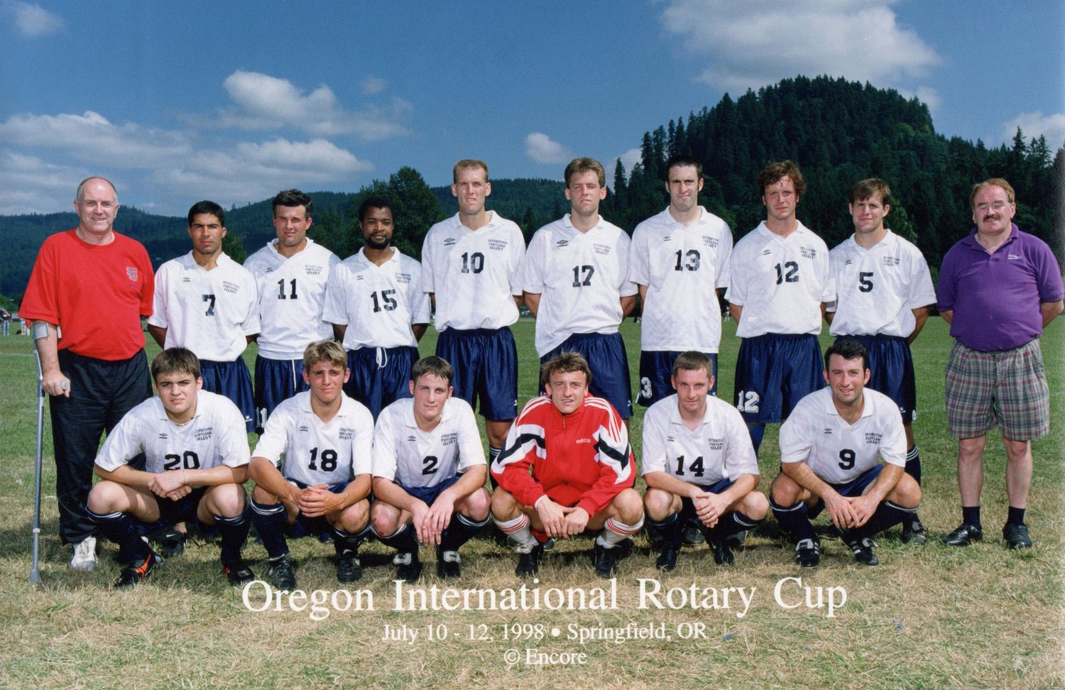 1998 Oregon International Rotary Cup