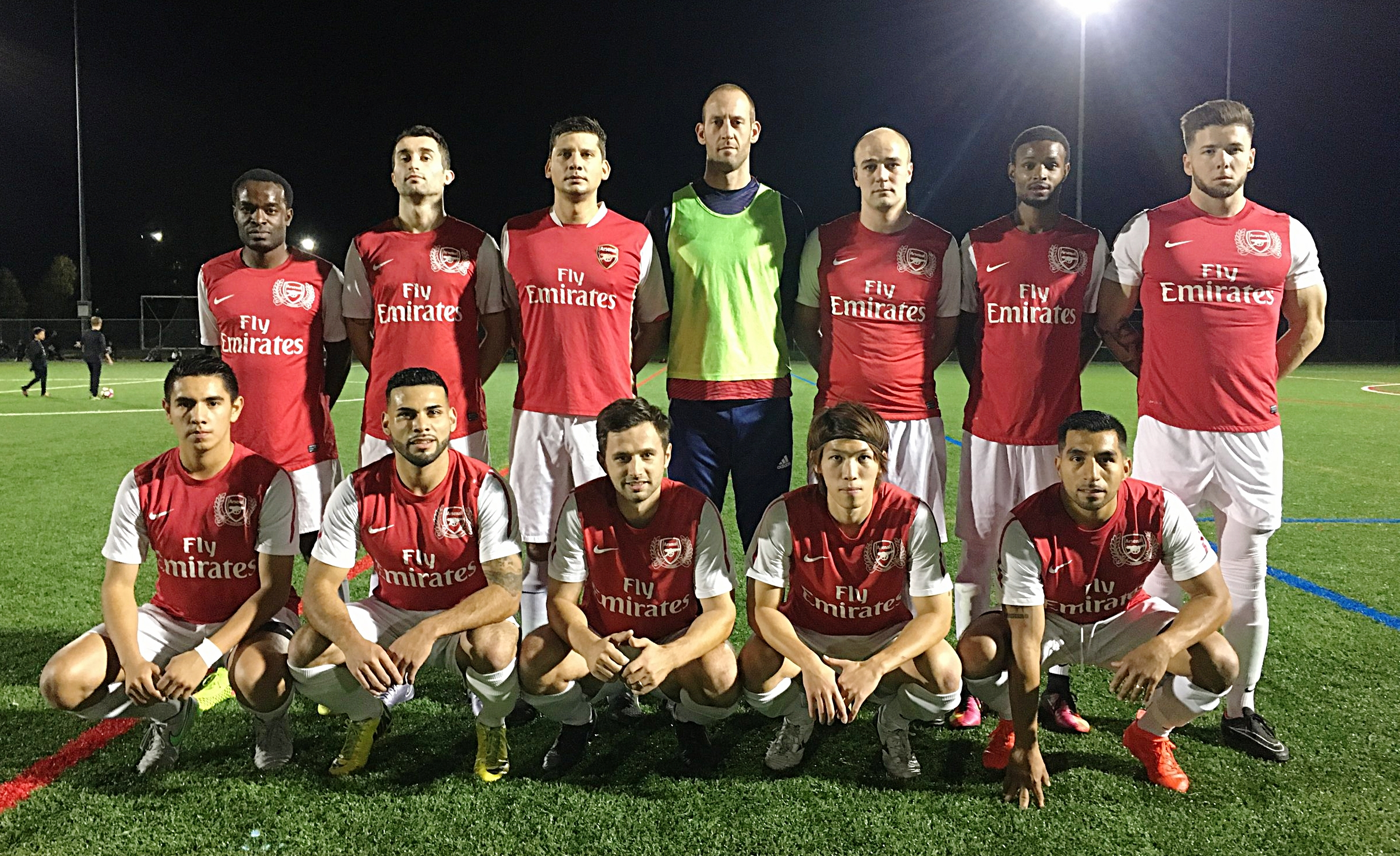 2016 US Open Cup Starting Eleven